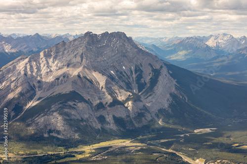 Photo Cascade Mountain