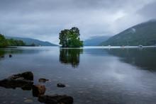 Loch Tay Aberfeldy Perth And Kinross Perthshire Scotland