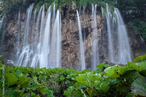 Laghi di Plitvice, croazia, acqua cascate, bosco,  © mail@marcomioli.it