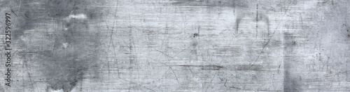 Obraz scratched metal texture for background. - fototapety do salonu