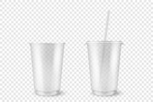 Vector Realistic 3d Empty Clea...