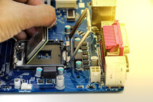 CPUs, Computer Motherboards And Circuits