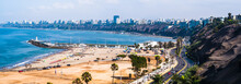 Panoramic Aerial View Of Sombr...