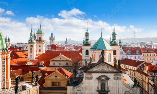 Fototapeta Prague Czech Republic