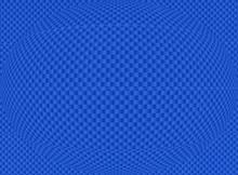 3d Digital Graphic, Blue Sphere