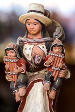 Handicraft From Peru: Mother W...