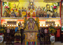 Tibetan Shrine, Singapore