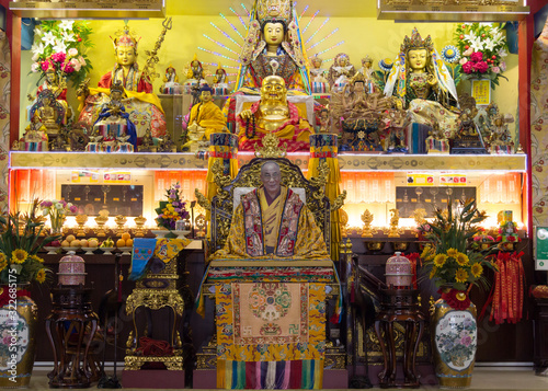Tela Tibetan shrine, Singapore