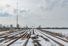 Train Corridor Southern Ontari...