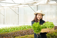 Asian Female Farmers Are Doing...