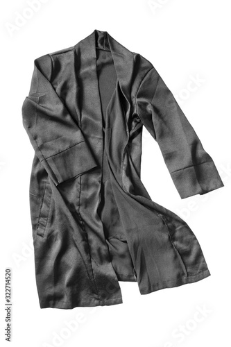 Fotografia Black kimono isolated