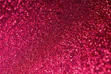 Hot Pink Shine Glitter Backgro...