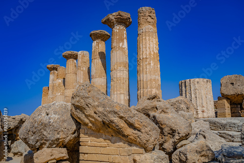 Photo Valley of the Temples in Agrigento