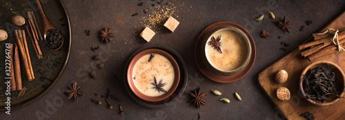 Fototapeta Masala Chai Tea obraz
