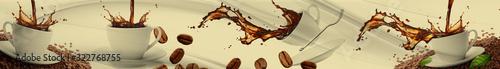 abstract coffe | abstrakcyjna kawa
