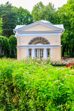 Pavilion Aviary In Pavlovsk Pa...