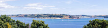 View Of The River Fal From The...