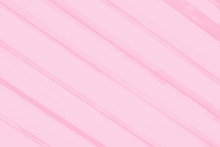 Pale Pink Coral Background With Diagonal Stripes