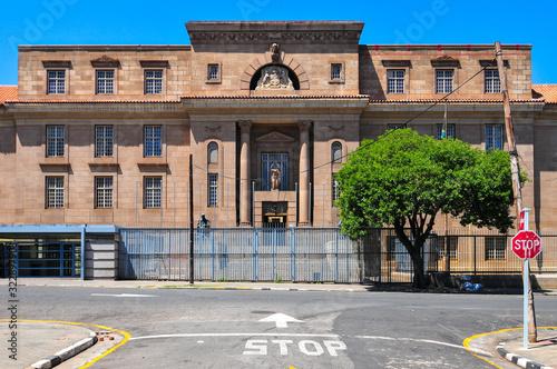 Johannesburg Central Magistrate's Court Slika na platnu