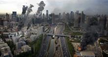 Tel Aviv City Under Attack In ...