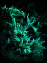 A Sinister Mystical Samurai Ma...
