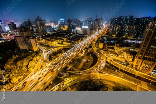 China Shanghai City Scenery
