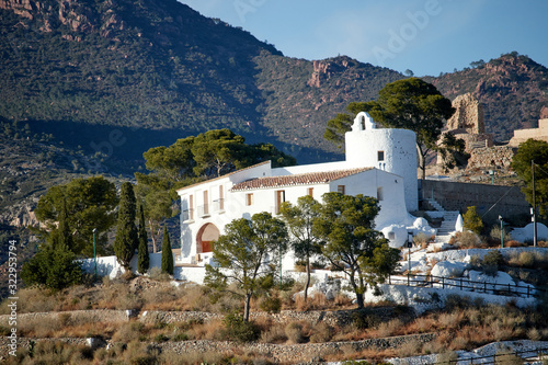 "Hermitage of ""La Magdalena"", a religious building located in Castellón de la Plana, declared of Cultural Interest."