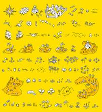 Adventure Islands Map Set. Fan...