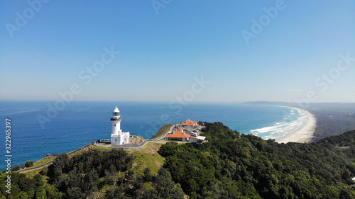 Slika na platnu Lighthouse in Byron Bay