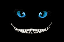 Mad Cheshire Smile And Eyes On...
