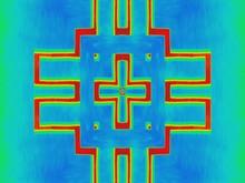 Kaleidoscope VJ Loop HDV