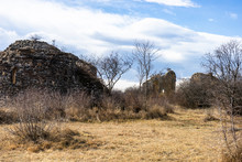 Ancient Town Samshvilde Ruins