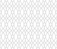 The Geometric Pattern With Wav...
