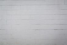 White Painted Cement Concrete ...