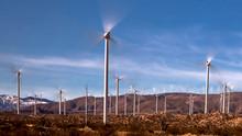 Tehachapi Wind Turbines