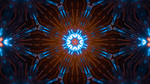 Abstract Creative Kaleidoscope...