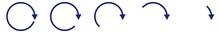 Arrow Icon Blue | Circle Arrow...
