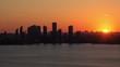 Toronto/Humber bay Sunset Timelapse 1080p