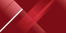 Modern Red Maroon And White Gr...