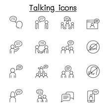 Talk, Speech, Discussion, Dial...