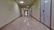 hospital corridor background