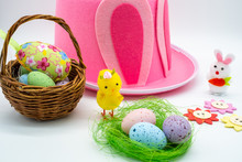 Collection Of Craft Items For ...