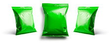 Green Packaging Template For Y...