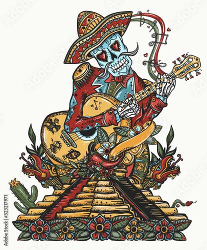 Mexican art Slika na platnu