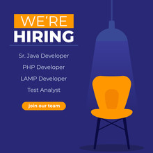 We Are Hiring Software Develop...