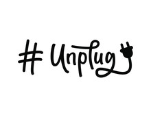 Hashtag Unplug. National Day O...