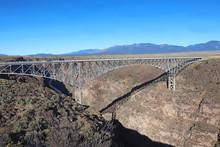 The Rio Grande Gorge Bridge Ne...