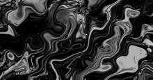 Abstract Black And Whate Tion ...