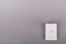 Light Switch Gray Background