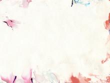Pink Liquid Fluid Paintbrush, ...